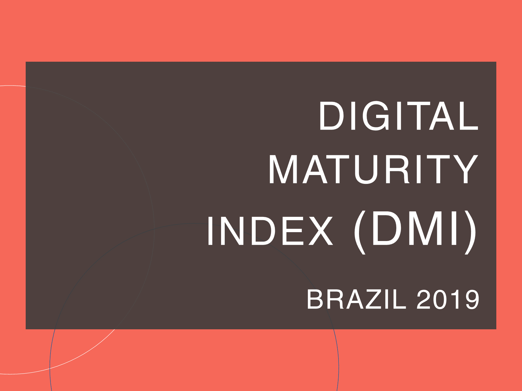 Cover of the post 'Brazil Digital Maturity Index 2019